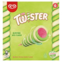 Twister Pear Flavour 6 Pack