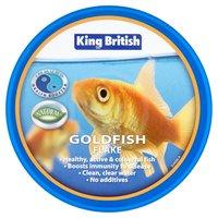 King British Goldfish Flake 55g