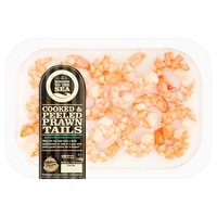 Window to the Sea Cooked & Peeled Prawn Tails 140g