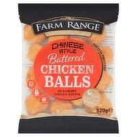 Farm Range Chinese Style Battered Chicken Balls 640g