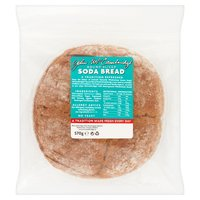 John McCambridge Round Sliced Soda Bread 570g