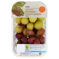 Dunnes Stores Seedless Mixed Grapes