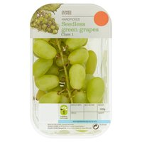 Dunnes Stores Handpicked Seedless Green Grapes 500g
