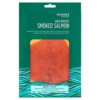 Dunnes Stores Irish Whiskey Smoked Salmon 100g
