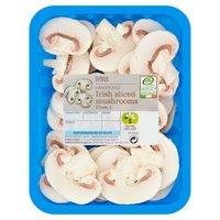Dunnes Stores Irish Sliced Mushrooms
