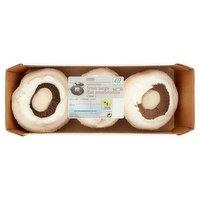 Dunnes Stores Handpicked Irish Large Flat Mushrooms 250g