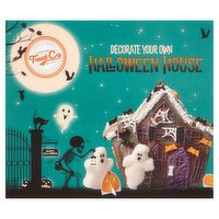 Treat Co. Decorate Your Own Halloween House 827g