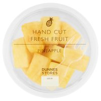 Dunnes Stores Hand Cut Fresh Fruit Pineapple 200g