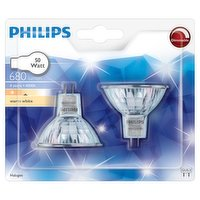 Philips GU5.3 Warm White 50 Watt 680 Lumen