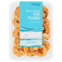 Dunnes Stores Garlic & Parsley King Prawns