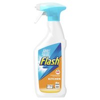 Flash Multi Purpose Cleaning Spray Kitchen For Hard Surfaces 450ML