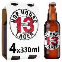 Hop House 13 Lager 4 x 330ml Bottle