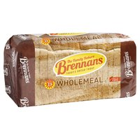 Brennans 100% Wholemeal with Vitamin D 800g