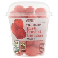 Dunnes Stores Irish Suntini Tomatoes 200g