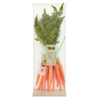 Dunnes Stores Bunched Carrots 500g
