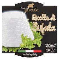 Fattorie Garofalo Ricotta di Bufala 125g