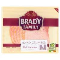 Brady Family Hand Crumbed Irish Ham 90g