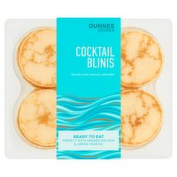 Dunnes Stores Cocktail Blinis 135g