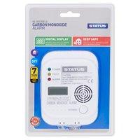 Status 85 Decibels Carbon Monoxide Alarm