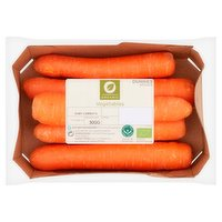 Dunnes Stores Organic Vegetables Baby Carrots 300g
