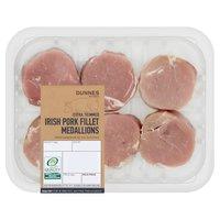 Dunnes Stores Irish Pork Fillet Medallions