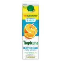 Tropicana Smooth Orange Juice 950ml