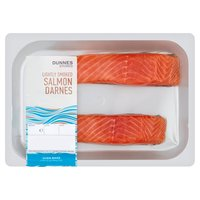 Dunnes Stores Lightly Smoked Salmon Darnes