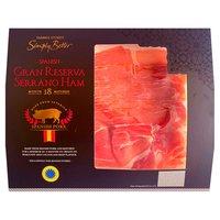 Dunnes Stores Simply Better Spanish Gran Reserva Serrano Ham 100g