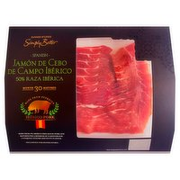 Dunnes Stores Simply Better Spanish Jamón De Cebo De Campo Ibérico 50% Raza Ibérica 70g