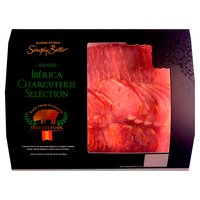 Dunnes Stores Simply Better Spanish Ibérica Charcuterie Selection 100g