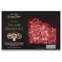 Dunnes Stores Simply Better Italian Salame Felino PGI 80g