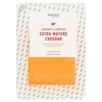 Dunnes Stores Extra Mature Cheddar 180g