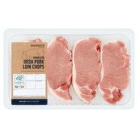 Dunnes Stores My Family Favourites Fresh Irish Pork Chops 520g