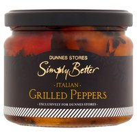 Dunnes Stores Simply Better Italian Grilled Peppers 290g