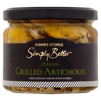 Dunnes Stores Simply Better Italian Grilled Artichokes 290g
