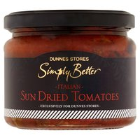Dunnes Stores Simply Better Italian Sun Dried Tomatoes 290g