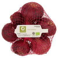 Dunnes Stores Organic Red Onions 750g