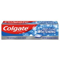 Colgate Deep Clean Whitening with Baking Soda Toothpaste 75ml