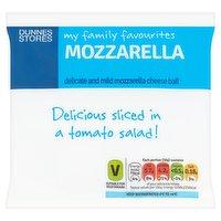 Dunnes Stores My Family Favourites Mozzarella 200g