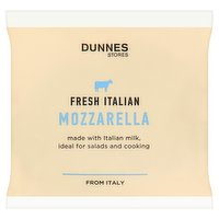 Dunnes Stores Fresh Italian Mozzarella 200g