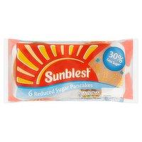 Sunblest 6 Reduced Sugar Pancakes