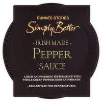 Dunnes Stores Simply Better Irish Made Pepper Sauce 150g
