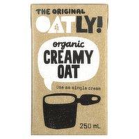 Oatly Creamy Oat Organic Long Life 250ml
