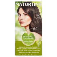 Naturtint Permanent Hair Colour Gel 4N Natural Chestnut 170ml