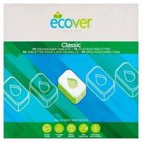 Ecover 70 Dishwasher Tablets 1.4kg