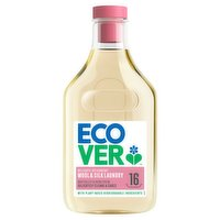 Ecover Wool & Silk Laundry Delicate Detergent Waterlily & Honeydew 16 Washes 750ml