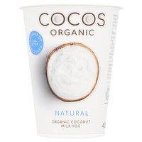 Cocos Organic Natural Organic Coconut Milk Yoghurt Alternative 400g