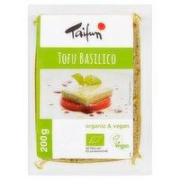 Taifun Tofu Basilico 200g