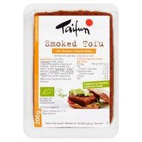 Taifun Smoked Tofu with Almonds & Sesame Seeds 200g