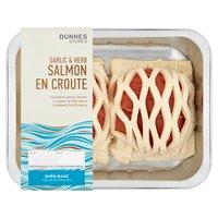 Dunnes Stores Garlic & Herb Salmon En Croute 370g